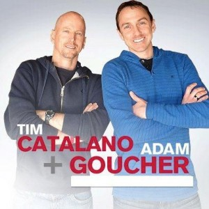 """Ex-Olympian to visit Porter County: Adam Goucher, co-author of """"Running the Edge"""" will speak Friday"""