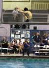 Joey Cifelli takes a dive