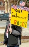 Common Sense Patriots rally draws Second Amendment supporters to Valpo