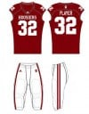 Hoosiers unveil traditional football uniforms