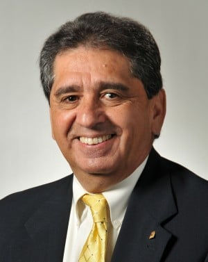 LOU MARTINEZ: Changes best accomplished by man (person) in mirror