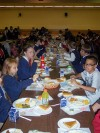 Festive feast at St. Mary's in Griffith