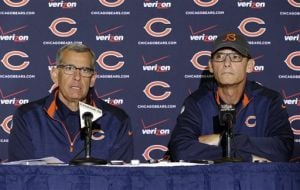 Bears bring high expectations to camp