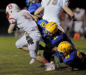 Gallery: Benet at Crete-Monee football game