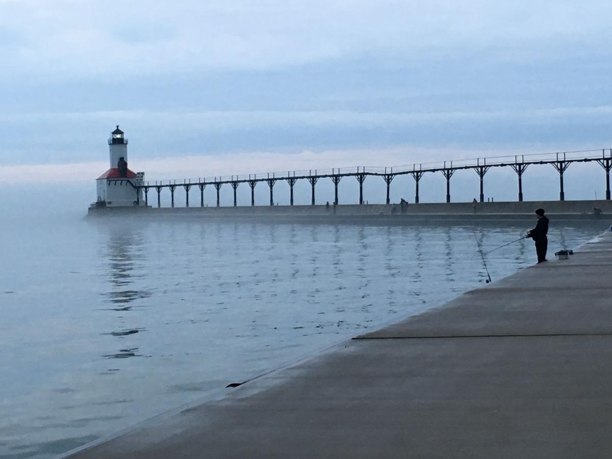66 year old illinois man drowns in lake michigan laporte for Laporte illinois