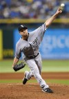 Danks beaten by Price, White Sox lose to Rays