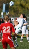 Crown Point and Valparaiso meet in the girls soccer regional