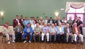 Veterans honored at Lake Etta luncheon