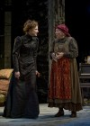 "Actresses Carrie Coon and Mary Ann Thebus in Steppenwolf's ""Three Sisters"""