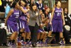 Merrillville head coach Amy Govert