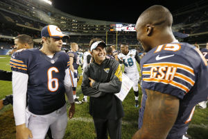 Cutler thinks Santonio Holmes can be good fit