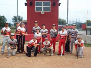 S'ville Shock works to stay sharp for Babe Ruth World Series