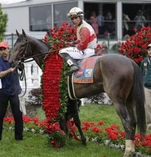 Derby winner Orb prepares for Preakness run
