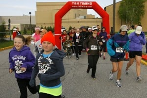 Tri Kappa hosts Annual 5K Run/Walk