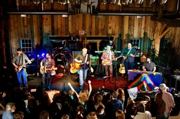 "Local Scene: ""Beatlemaniacs"" Set To Bop 'N' Boogie in The Barn"