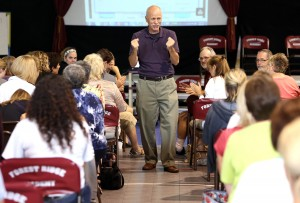 Teachers come from across the country for brain-training conference