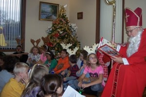 St. Mary celebrates St. Nicholas Day