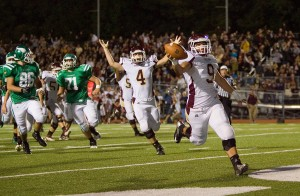 Chesterton lowers the boom on Valpo