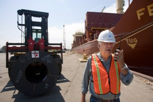 Port of Indiana-Burns Harbor shipments up 25 percent