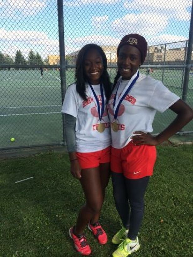 H-F's Maxwell and Osabuohein still undefeated