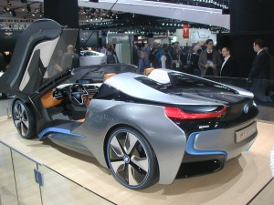 Concept vehicles drive future design