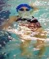 Lake Central's Shelby Carroll at DAC swim