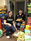 Pet pantry donation