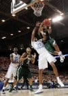 Barnes scores 5 in OT as UNC beats Ohio 73-65 