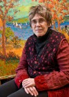 Valpo artist Virginia Phillips doesn't let MS keep her from her passion