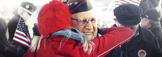 'Honor Flight: One Last Mission' special showing May 21 at AMC 12
