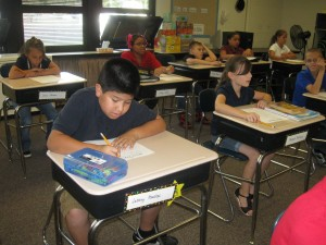 State releases third-grade reading scores