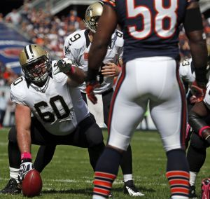 AL HAMNIK: This Bears' reserve now a 'center' of attention