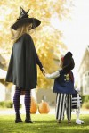 Tricks and treats for a safe Halloween