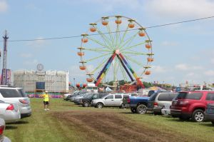 Queen to preside over LaPorte County Fair