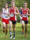 Heimberg carrying on the family name in Portage running