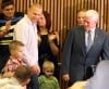 Governor honors Michigan City rescue workers who saved 6-year-old boy at Mount Baldy