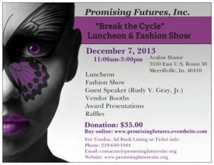 Luncheon/Fashion Show