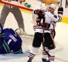 Blackhawks gain control with win over Canucks
