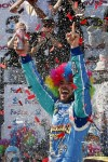Johnson clowns to 7th win at Dover