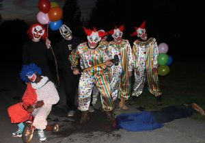 PNC hosts first Haunted Trail
