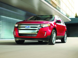 Ford Edge offers versatility and power