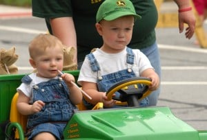 Tradition marches on at Lowell Kiddie Parade