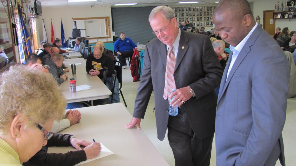Former sheriff wins vacant laporte council seat by one for Laporte county news