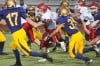 Prep football, Kankakee Valley at Hobart