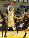 Men's basketball, Valparaiso Universitiy vs UCF Knights