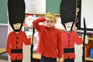 Christmas Around the World at Immanuel Lutheran School