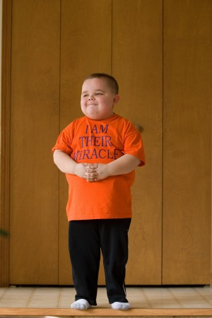 Blake Loudenber, 8, has been on the kidney transplant list since he was a toddler
