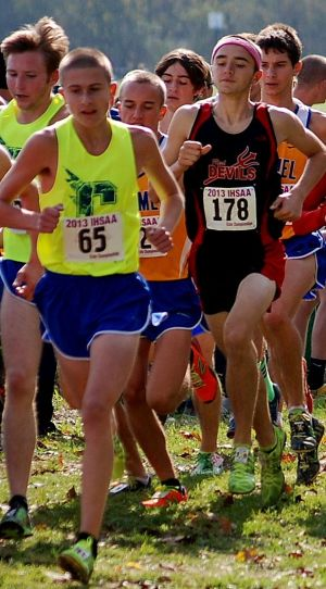 JIM PETERS: Region has slipped a rung on cross country ladder