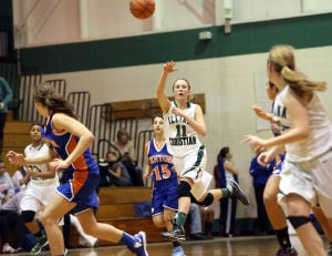 Illiana Christian girls can't hold on against Fenton