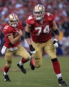 Alex Smith, Joe Staley